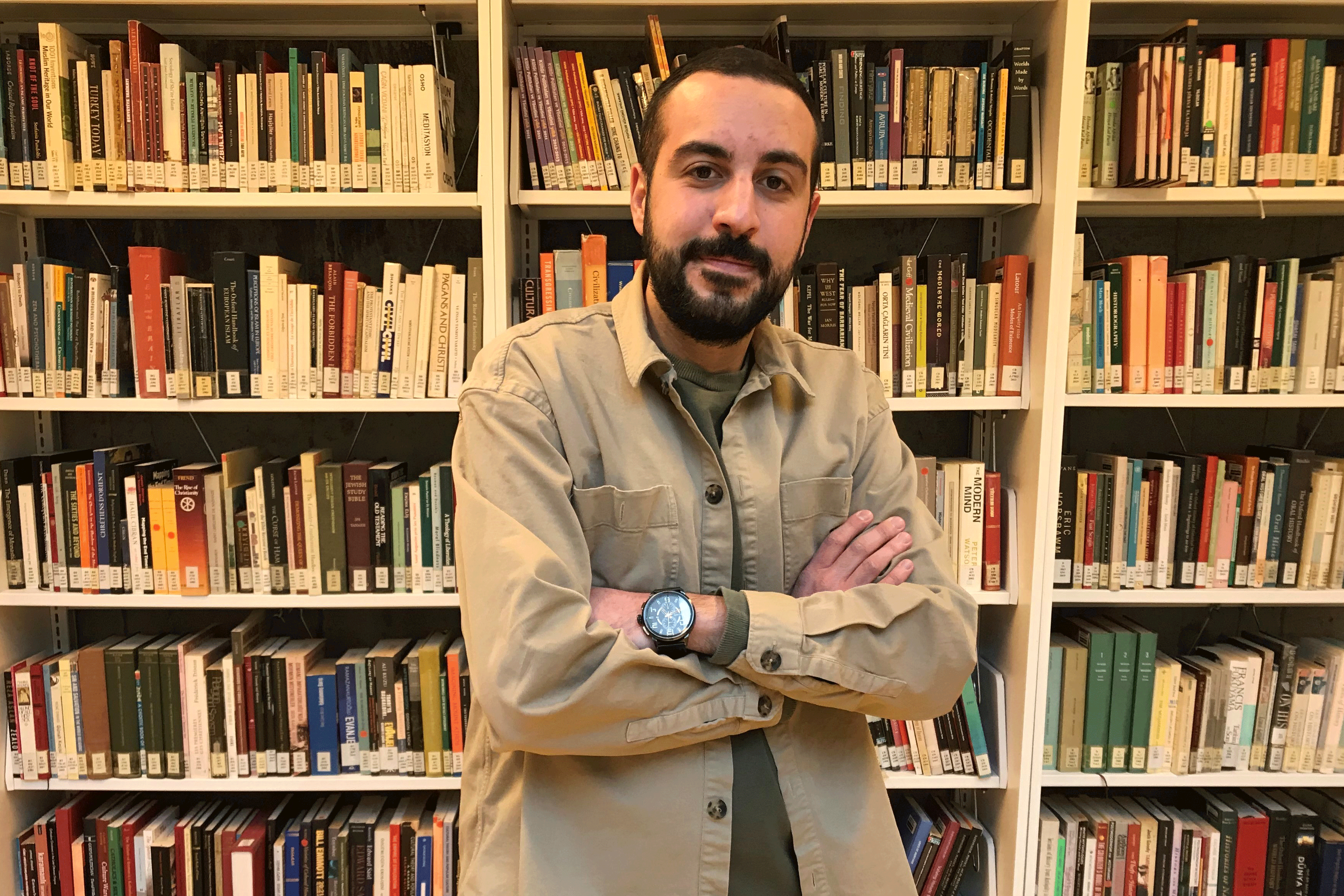 Library Automation System Specialist Burak Arslan